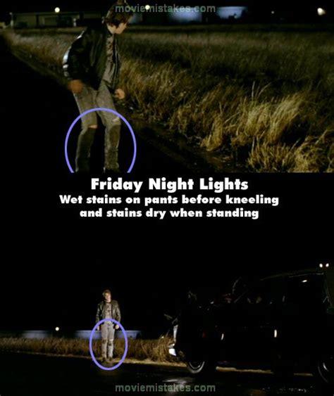 friday night lights summary friday night lights 2004 movie mistake picture id 80495