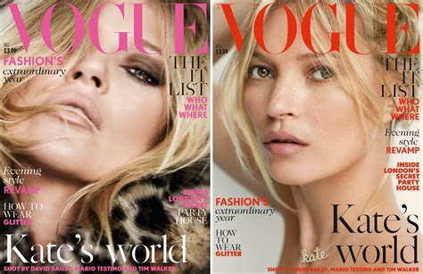 Miller Is Vogue Uks December Cover by Kate Moss In Kate S World By Mario Testino For Vogue Uk