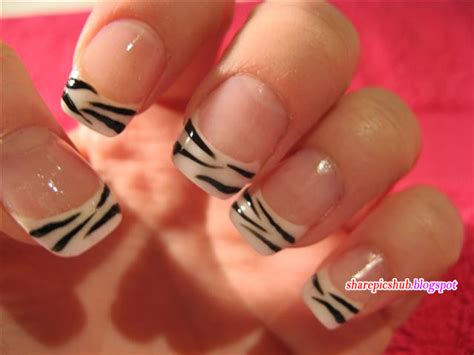 Nail Paint Design by And Beautiful Nail Paint Designs For