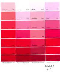 pink color wheel oakland s injunction the policing of color a