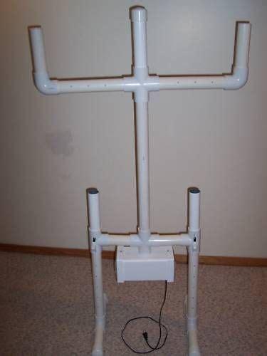 fan for hockey drying rack sports equipment hockey drying rack tree ebay great