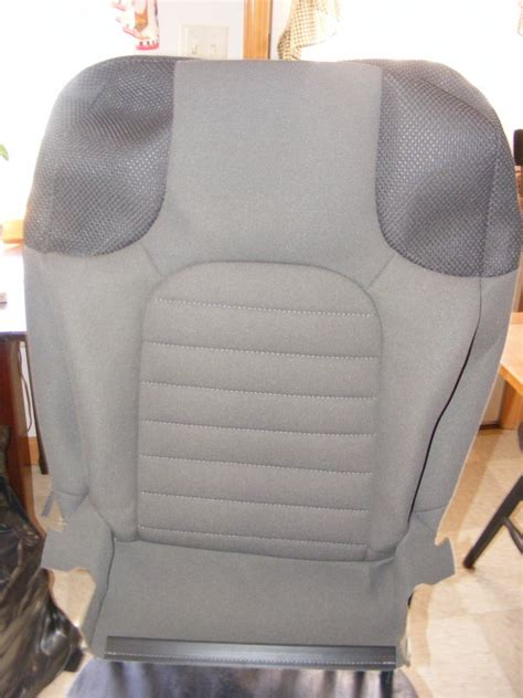 Seat Upholstery Replacement by 2006 Nissan Xterra Replacement Seat Back Upholstery New