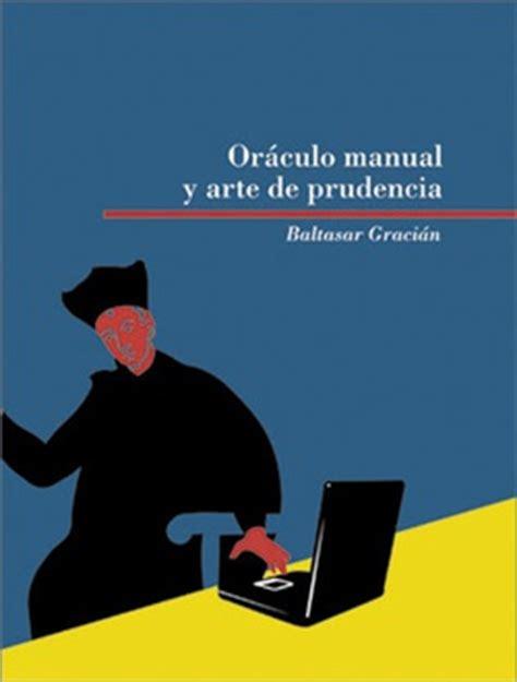 libro orculo manual y arte frases de quot or 225 culo manual y arte de prudencia quot frases