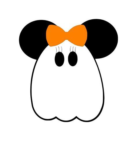 Dress Up Your Computer With The Ghost Mouse by 24 Best Disney Svg Fall And Thanksgiving Images On
