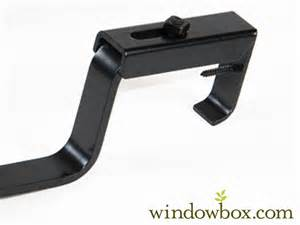 countryside deck bracket black pair brackets for deck