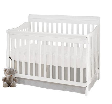 Concord Baby Carson 4 In 1 White Convertible Crib Baby Cribs Walmart Canada