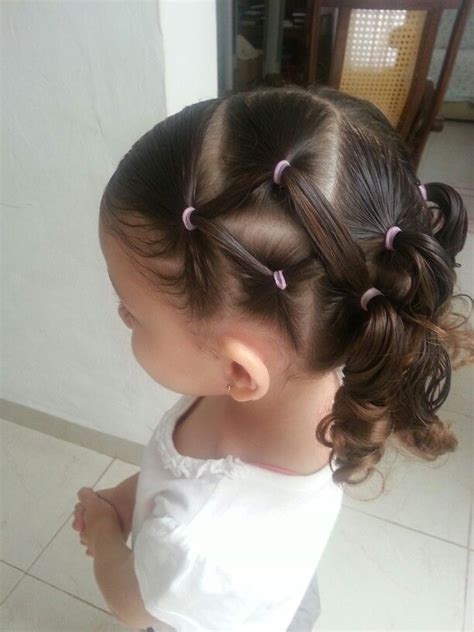 peinados nias 33 best images about peinados para ni 241 os on pinterest