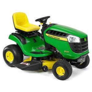 2011 deere 42 in 21 hp mower model d120 review