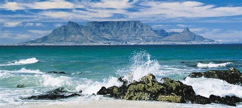 Gifts Ideas by Bloubergstrand Endless White Sandy Beaches Views