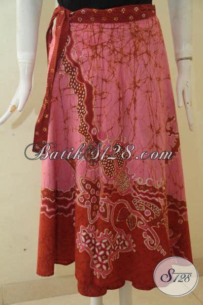 Rok Batik Katun Jarik Halus Fit Xl rok batik merah motif keren banget bawahan batik desain