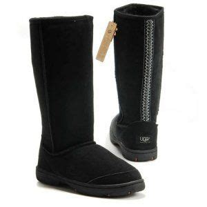 ugg ultimate cuff boots 5273 c 64 black ugg ultimate boots 5340