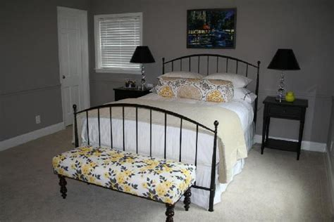 black and yellow bedroom black and yellow bedroom transitional bedroom