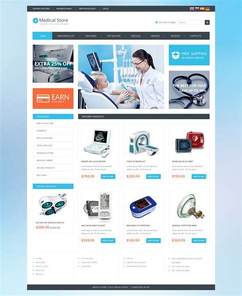 responsive oscommerce website templates themes free
