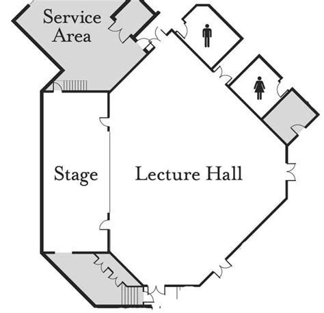 lecture hall floor plan 1000 images about education on pinterest technology