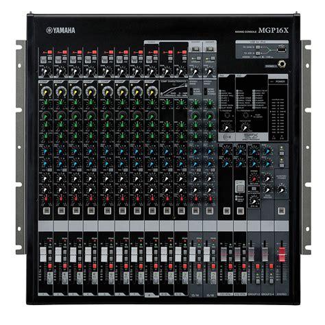yamaha mgp 16x 171 mixer