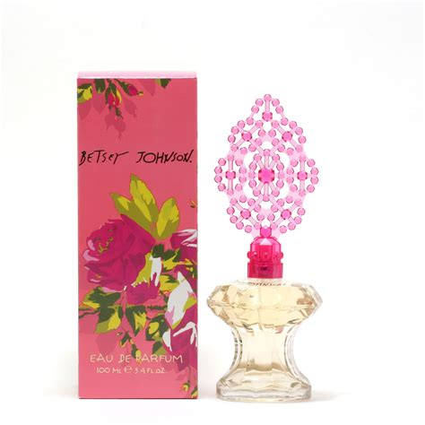 Betsey Johnson Edp 100ml For Original Parfum betsey johnson edp spray betsey johnson perfume discount