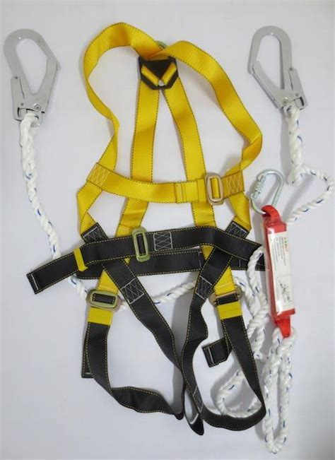 Jual Body Harness absorber double lanyard Harga Murah