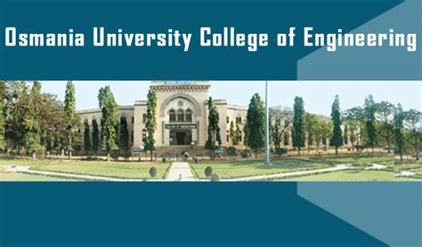 college of engineering osmania uce hyderabad images photos