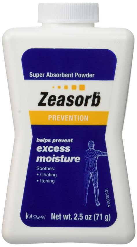 Pdf Zeasorb Af Powder Ingredients by Zeasorb Antifungal Treatment Powder Itch