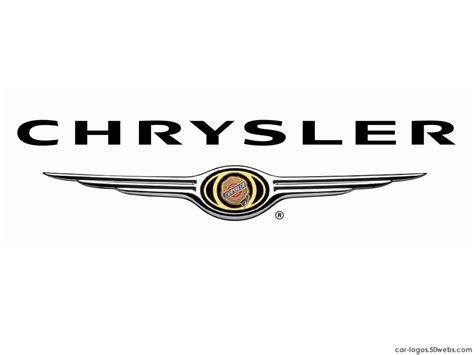 Stock Symbol For Chrysler by Chrysler Logo Auto Logos