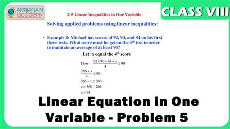 Standard Formula Credit Quality Step Simple Linear Equations Word Problems Worksheets