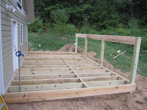 Shed Floor Joists by Brainright Shed Addition