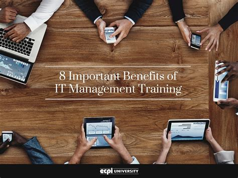 Benefits Of Mba In Hospitality Management by 8 Important Benefits Of It Management