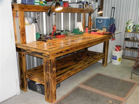 best gun cleaning table reloading bench plans search crafts