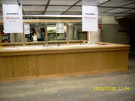 how to build a commercial bar top commercial bar construction des moines ia
