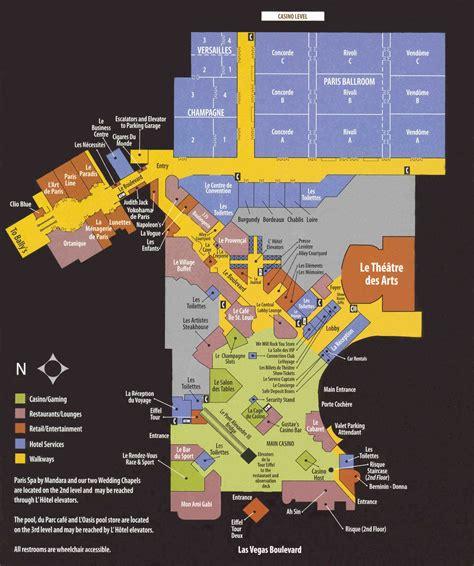 Bellagio Floor Plan by Paris Hotel Map Las Vegas Paris Las Vegas Map