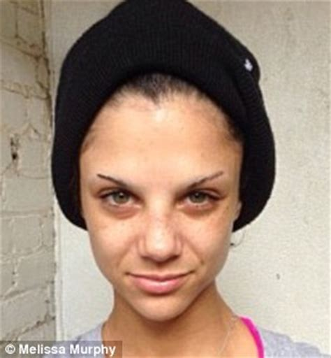 bonnie rotten tattoos mikandi before and after makeup