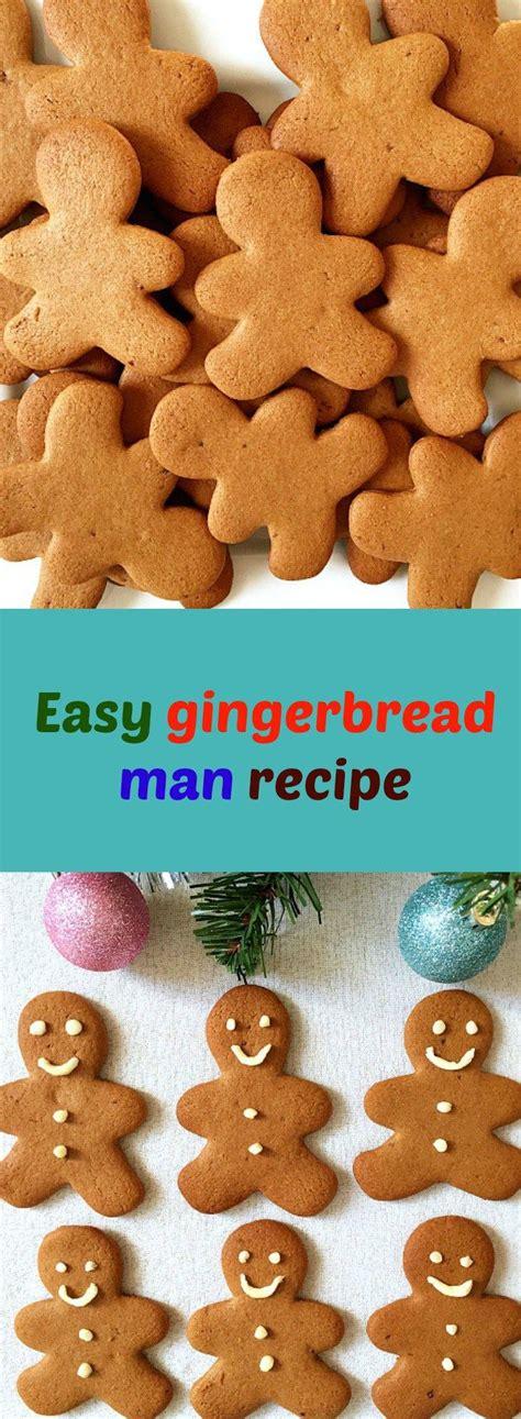 gingerbread recipe 25 best ideas about gingerbread man cookies on pinterest