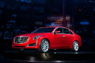Cadillac Website 2014 Cadillac Cts Pricing Configurator Site Launched