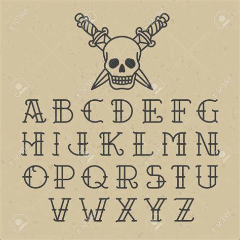 tattoo letters bold 9 best alphabet fonts free premium templates