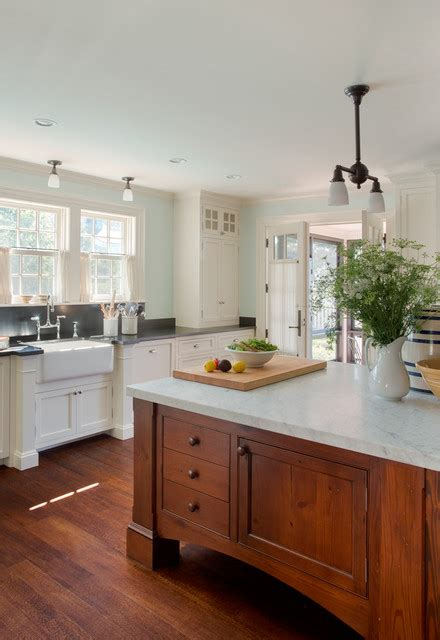 beach kitchen by piccione architecture design ad osterville captain s house coastal kitchen other