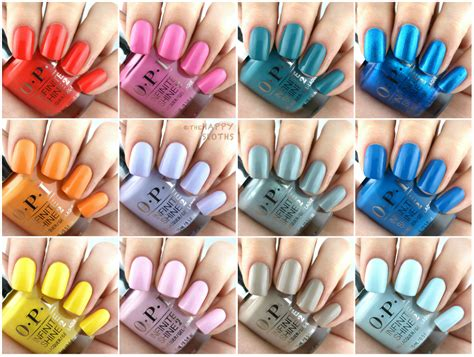 best opi pedicure color for spring opi fiji collection for spring summer 2017 review and