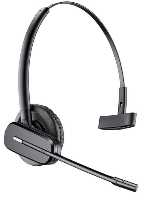 Office Headset by Plantronics Cs540 Wireless Office Headset System By