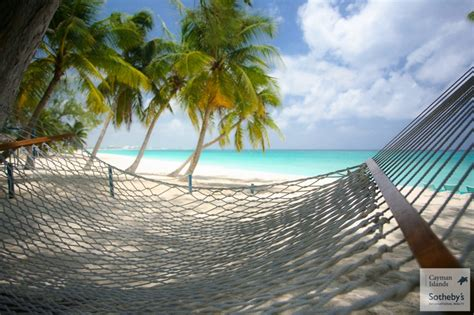 London House Seven Mile Beach Grand Cayman Cayman Islands Caribbean Hammocks Of