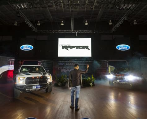 fearless, efficient and smart f 150 raptor arrives in laos