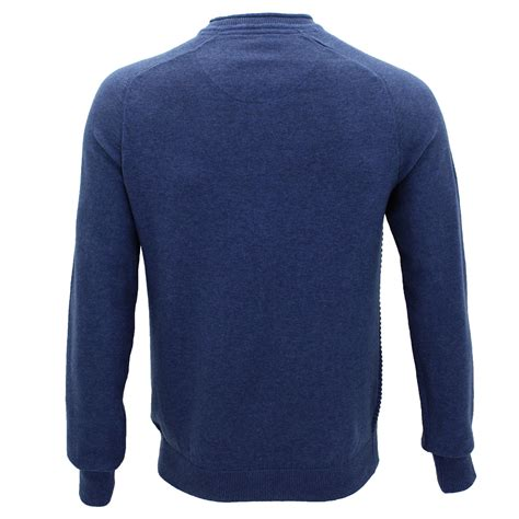 mens knit pullover mens crew neck cotton ribbed knit pullover sweater jumper
