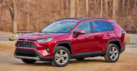 2019 toyota rav4 hybrid 2019 toyota rav4 hybrid review an electrified crossover