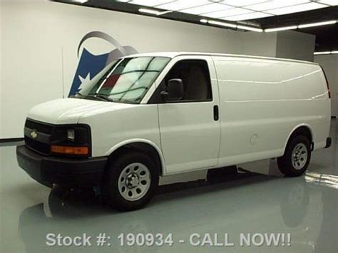 auto body repair training 2012 chevrolet express 1500 find used 2012 chevrolet express 1500 cargo van partition a c 50k texas direct auto in stafford