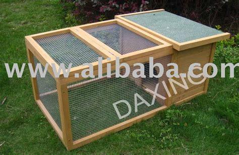 como hacer una conejera casera jaula conejo casa animal dom 233 stico conejera