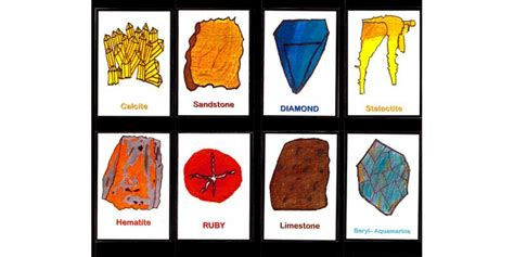 Gift Card Trading Site - rock and mineral trading cards models of excellence