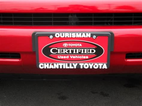 Chantilly Ourisman Toyota Ourisman Chantilly Toyota Chantilly Va 20151 Car
