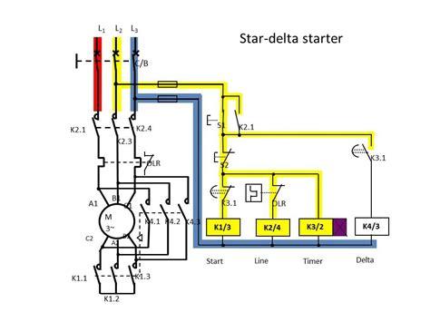 dol starter wiring diagram wiring diagram