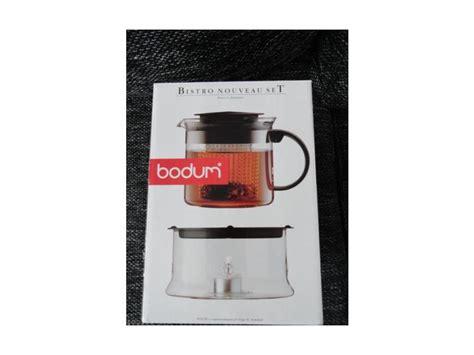 Designer Teekanne 356 by Bodum Bistro Teebereiter 1 0 Liter Preisvergleich
