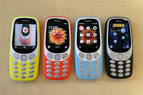 nokia 3310 with the retro nokia 3310 now comes with 3g and works in the us