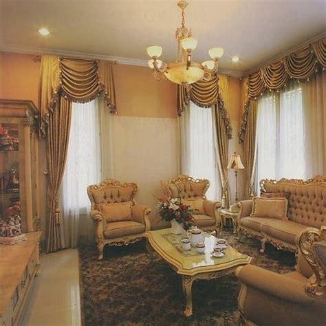 desain interior ruang tamu klasik eropa 23 desain interior ruang keluarga klasik yang artistik