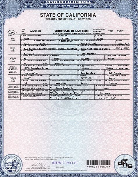 Arkansas Birth Records Birth Certificate From Arkansas Template Birth Certificate